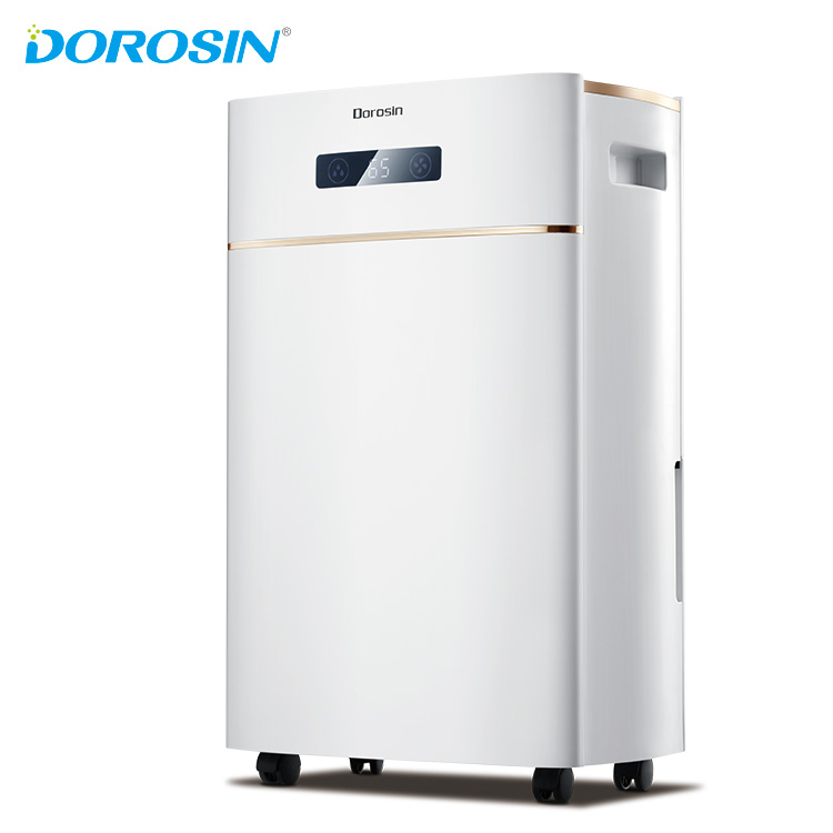20Liters 35pint wholesale price portable hotel room use dehumidifier with ionizer of air freshing