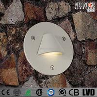 recessed QT9 wall outdoor lighting fixture