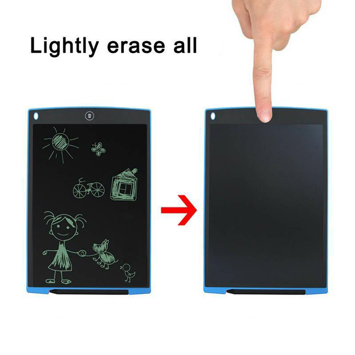 Easy-writing Board 8.5 Inch Memo Pads Magnet Tablet Notes E-Paper