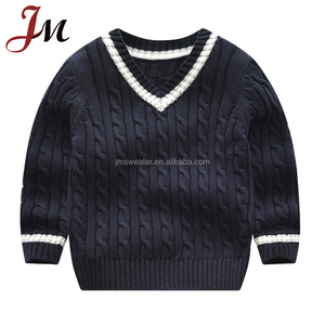 Child cable sweater 2015 woolen sweater designs for baby clothes