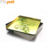 wholesale rectangular metal tin box for cookie packaging