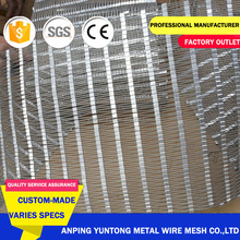 SUS 304 316 316L stainless steel security mesh,Safety wire mesh fence