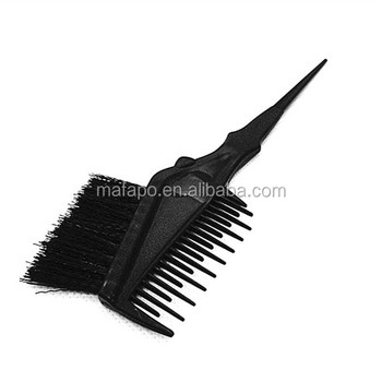Hair Color Application Brush Hair Coloring Brush Hair Dye Comb - Buy ...
