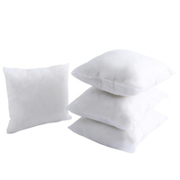 High Elastic Non-woven Fabric Pillow Cushion Core Customized Three Dimensional PP Cotton Hotel Pillow Core
