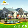 Villa style 3 bedroom house plans