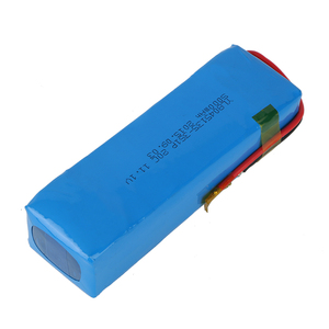 High Drain 3S Lipo Battery 11.1 v RC Battery Packs 5000mah Lithium Ion Polymer Battery W427