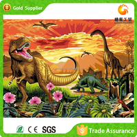 Hand Painted Scenery Oil Painting Zhejiang Supplier Supply