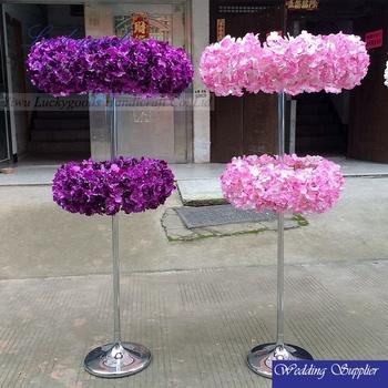 Custom Made 1 25m Wedding Walkway Decoration Crystal Wedding Flower