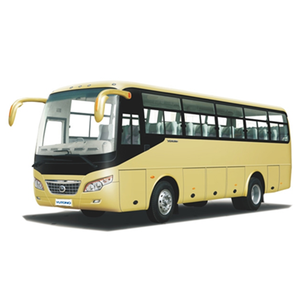 High quality low price coach 60 seat bus price