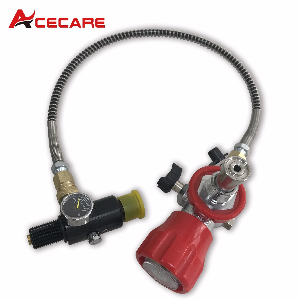 Acecare 200Bar diving <strong>valve</strong> with filling station