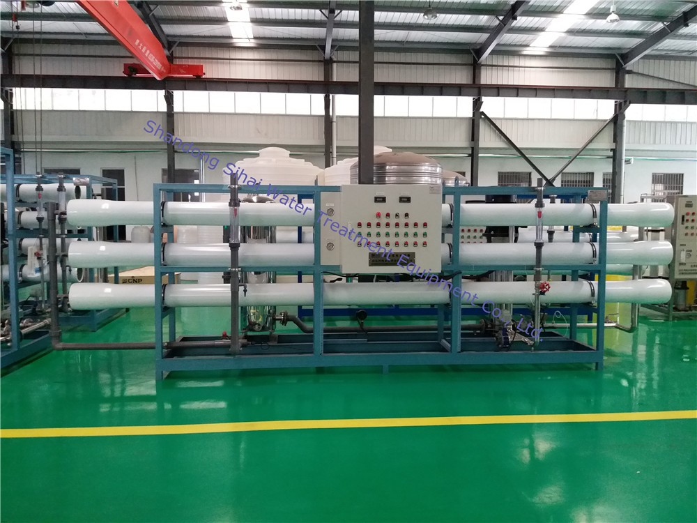chemical industry use 80 t /h reverse osmosis system water treatment equipment /machine