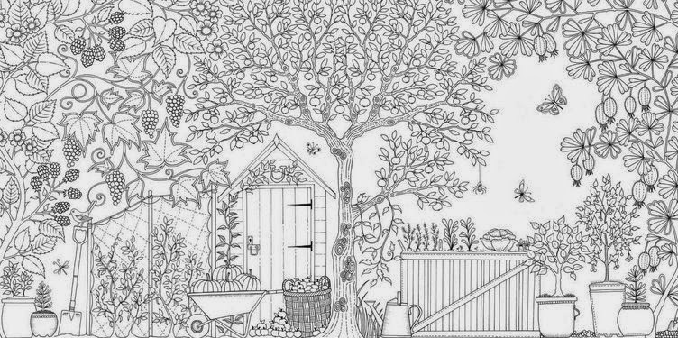 hot sale hand painting secret garden adult coloring bookhigh quality painting books - Free Download Colouring Book