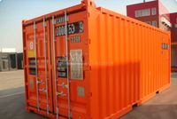 new 40 ft container price