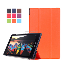 PU Leather Case for Lenovo tab3 850F