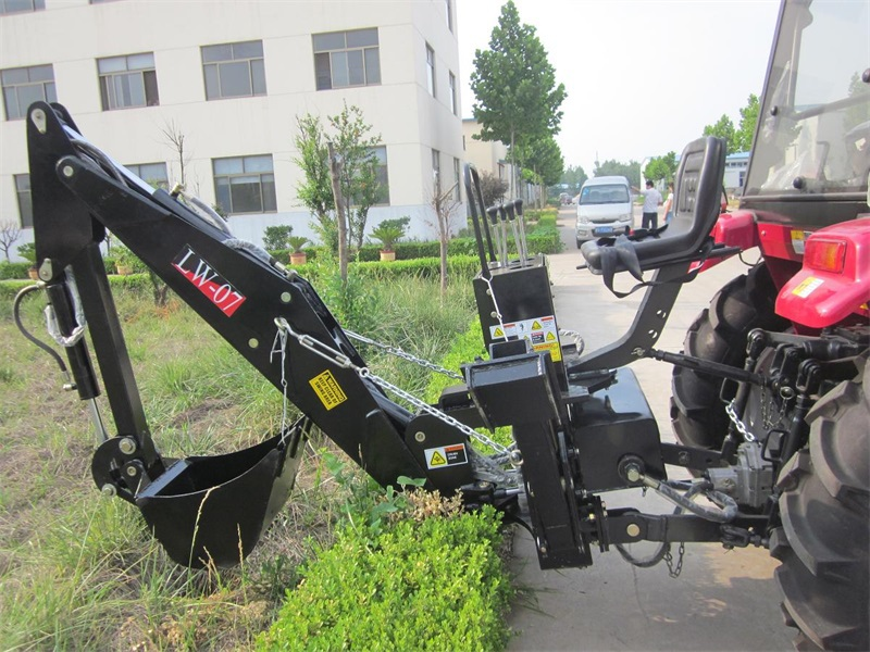 3 Point Hitch Backhoe Attachments : Point hitch backhoe for tractor sale
