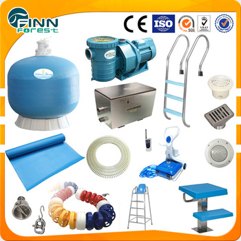 Full Set Pool System Swimming Accessories Circulation Filter Light Disinfect Swimming Pool