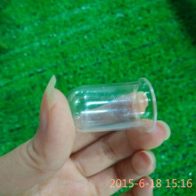 transparent clear vial injection vials plastic vials /clear acrylic pharmaceutical vials/small acrylic medical drug vials
