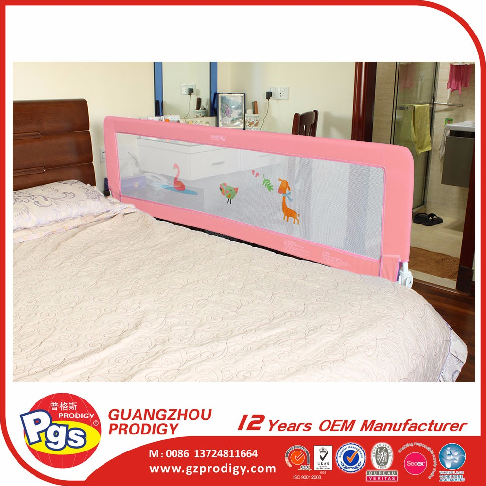 Baby bed fall prevention - Security Bed Safety Rail Security Bed Safety Rail Suppliers And Manufacturers At Alibaba Com