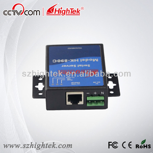 1 Port RS232/485/422 TCP/IP to Ethernet Serial Device Server