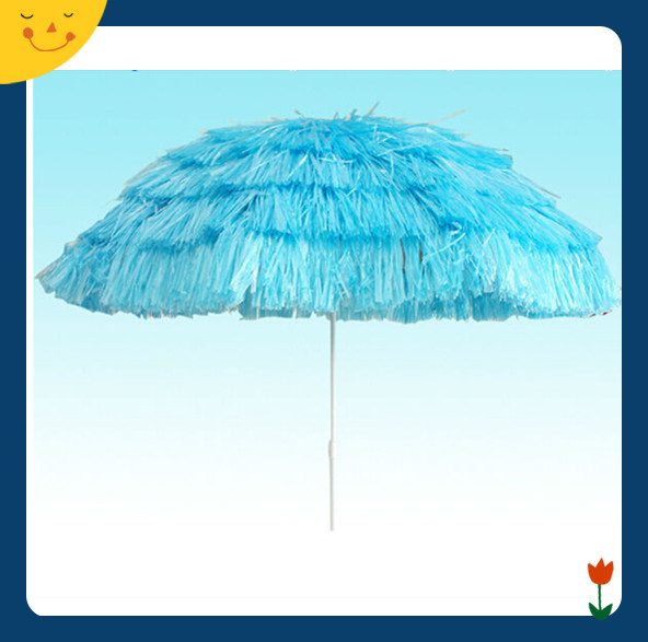 220 cm big promotionnel parapluie paille parasol buy paille parasol product on. Black Bedroom Furniture Sets. Home Design Ideas