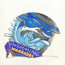 2017 high quality cheap custom silicone swim cap