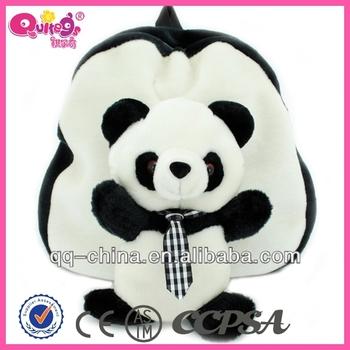 panda school bag