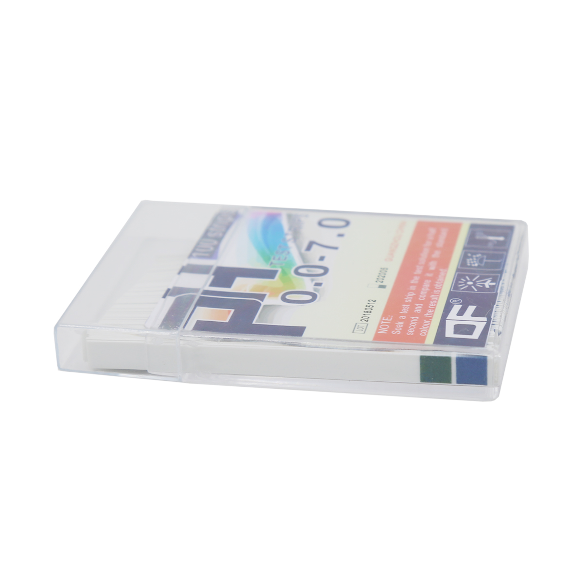 PH Test Strips for Testing Alkaline Acid Levels Monitor Saliva and Litmus Paper Urine 0-7 Measurement range