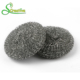 Dish scrubber cleaning ball metal scouring pad galvanized scourer