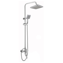 Hedendaagse Accessoires <span class=keywords><strong>Badkamer</strong></span> Bibcock Thermostatische Bad Douche Mixer Verlichting Led <span class=keywords><strong>Kraan</strong></span>