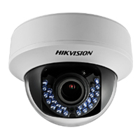 2016 New Products Hikvision H.264 1.0MP P2P ONVIF Ahd dome network cctv surveillance ip camera