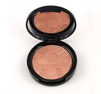 makeup metallic glow highlight powder face pack powder