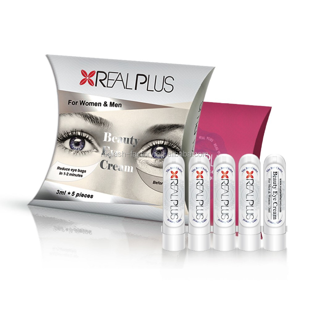 New Arrival Hot 3ml X 5 Bottles Real Plus Best Eye Bags Gone And ...