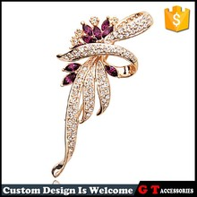 New Fashion Cheap Rhinestone Brooch For Wedding In bulk, Korea Brooch