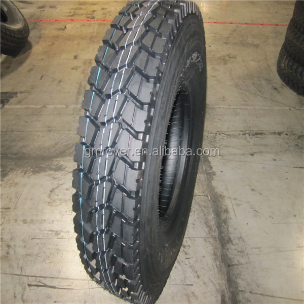 GM ROVER Brand ---Top Quality and Competitive price All Steel Radial Truck tire for sale