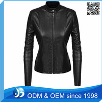 Buy italian leather jacket women in China on Alibaba.com