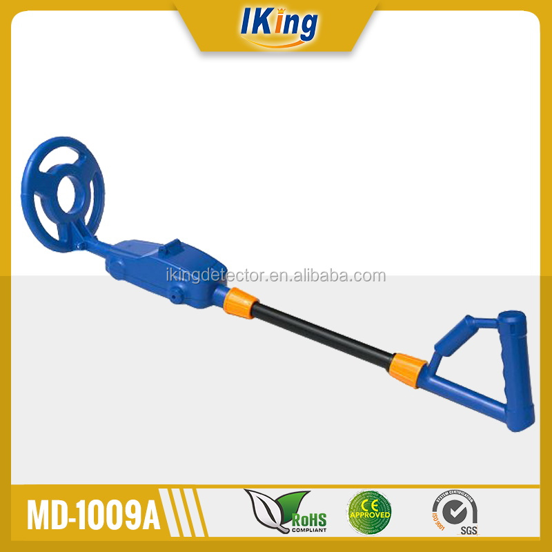 New In Children Learning MD-1009A Metal Detector Treasure Seeking Locator MD-1009
