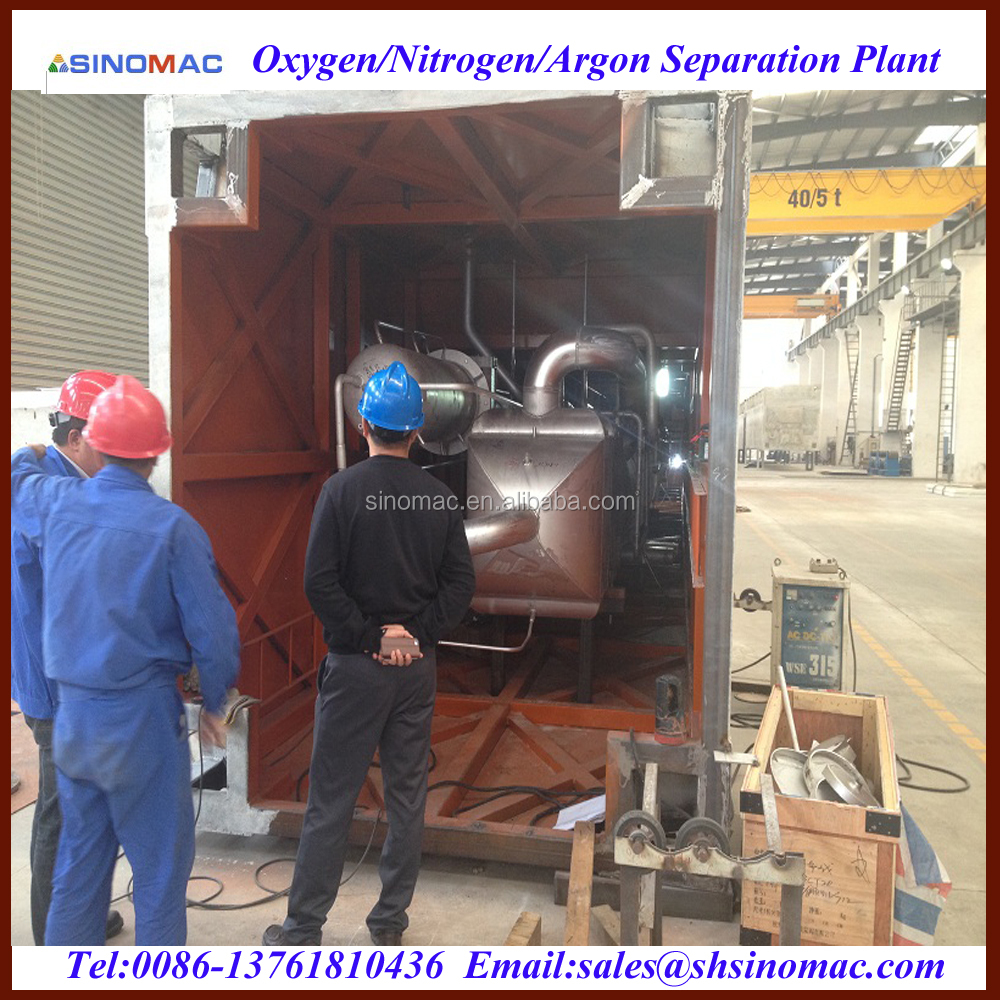High Purity 99.6% Mini Oxygen Plant