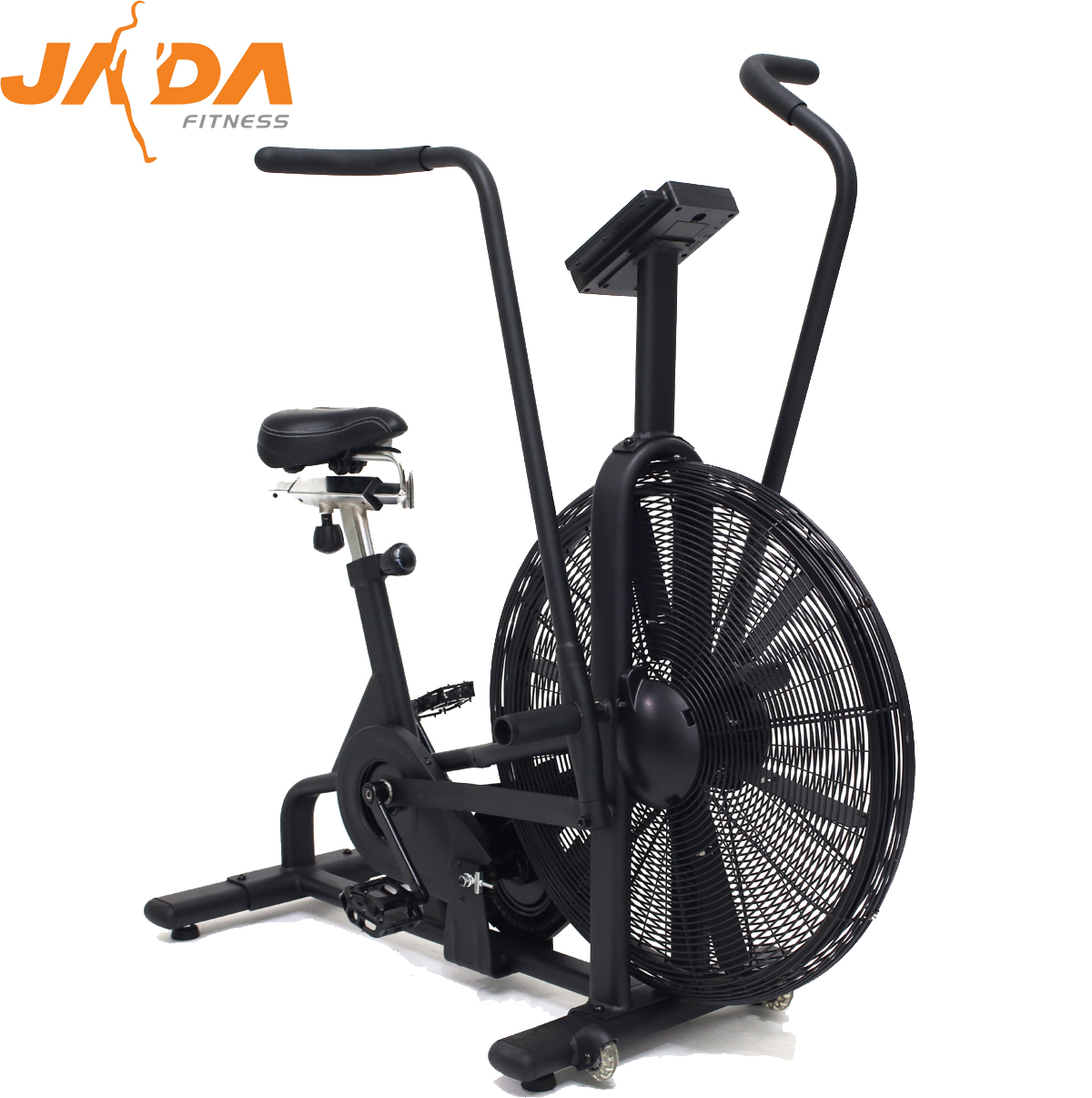 JADA AB001 2018 Hot Sale Exercise Crossfit Assault Air Bike for Gym