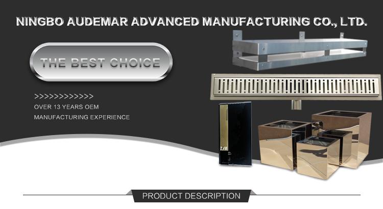 Angle Steel Custom Sheet Metal Fabrication Service Buy
