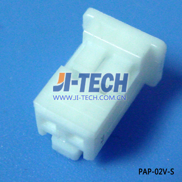 Jst 2 0mm Pitch 2 Pin Pa Series Connector Pap 02v S