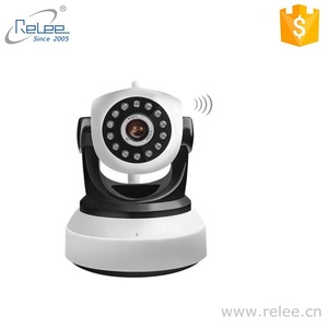 HD 720P pan tilt wireless WIFI IP robot Camera two-way audio baby nanny cam 360 Degree CCTV with motion detection