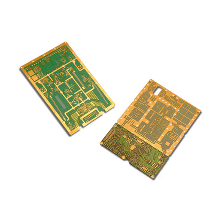 Gold plating 20 layers multilayer pcb