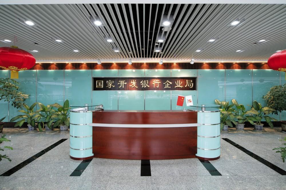 modern office reception desk office furniture office table made in china - Modern Office Furniture Reception Desk