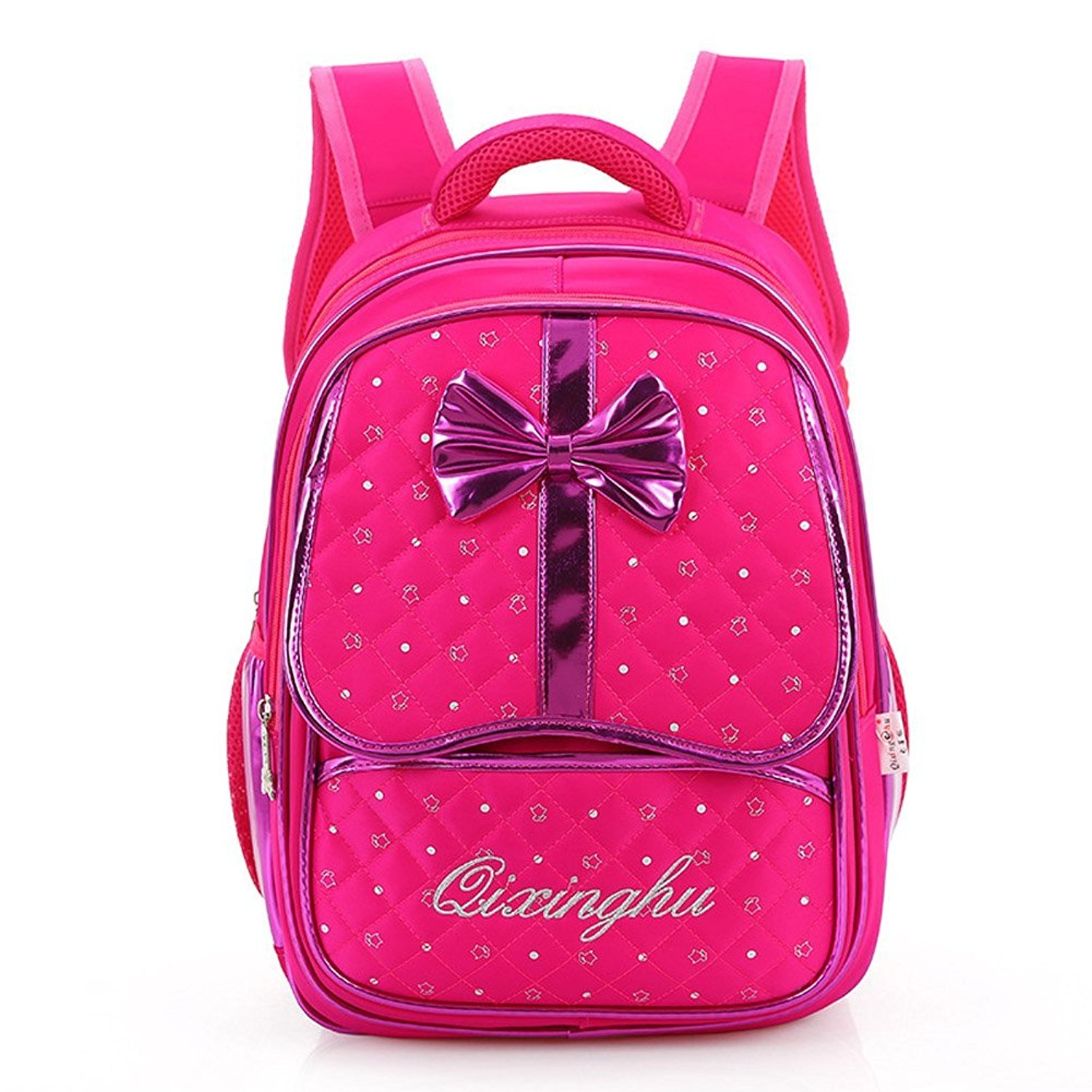 9503337737 Dsinlare Bowknot Girls Elementary School Bags Cute Backpacks for Kids