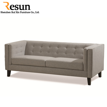 Resun Furniture Salon Waiting Chesterfield Sofa Designs For Drawing