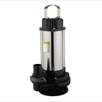 Electric stainless steel submersible pumps for dirty water