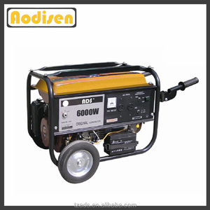 portable top quality ac electric home use gasoline generator 3000 watts