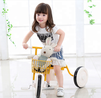 2018 lower price and high quality children baby walker tricycle with lower price