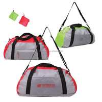 cheap folding gym sport bags,lightweight duffel bag