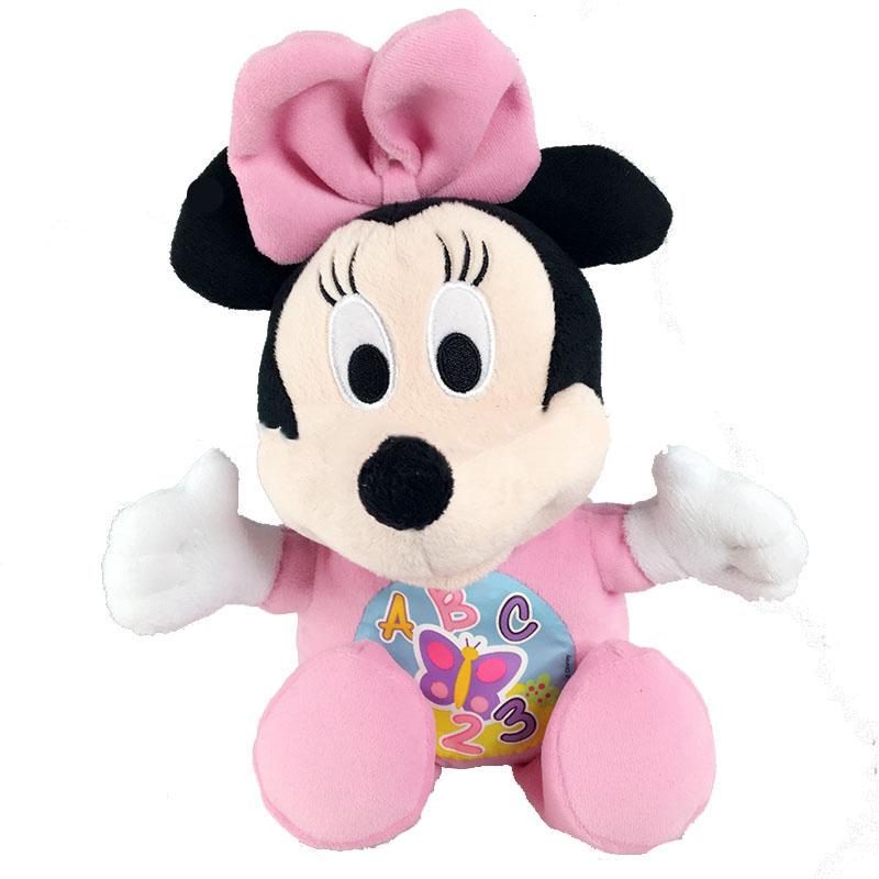 Carino Peluche Popolare Del Fumetto di Minnie Mouse Giocattoli di Peluche Peluche